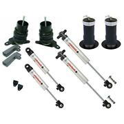 Ridetech 1964-1972 Gm A-body Front And Rear Air Suspension System 11220197