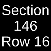 4 Tickets New York Giants @ Chicago Bears 1/2/22 Chicago Il