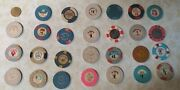 Las Vegas Poker Chips Collection