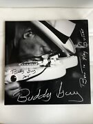 Buddy Guy Signed Born To Play Guitar Album W Legends Seal