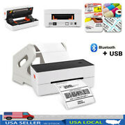 By-426 Bluetooth Thermal Shipping Label Printer Shipping Label Printer - White