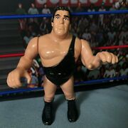 Wwf Wwe Wrestling Hasbro Series 1 Andre The Giant Figure Some Paint Wear