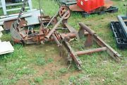 Allis Chalmers No. 82r 7and039 Sickle Mower Wd Wd45 Ac Snap Coupling Rear Mount