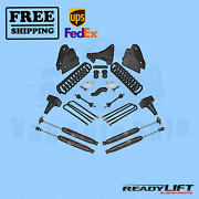 Suspension Lift Kit 6.5 Lift Readylift For Ford F-250 Super Duty 2017-19