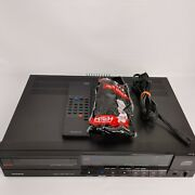 Magnavox Cdb650 Compact Disk Cd Player Works W/ Remote And Cords Tested