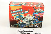 Prowl Sealed Misb Mosc Action Masters 1990 Vintage Hasbro G1 Transformers