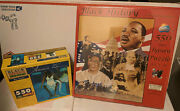 Lot Of 2 Sealed New African American Black History Jigsaw Puzzles 550pc Each