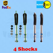 Bilstein Shocks 3 Front And Rear Lift For Jeep Grand Cherokee Zj 2wd 93-`98