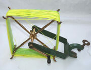 Hardy Model 1897 Line Winder With U Shaped Frame And Brass Frame To Use Or Collect