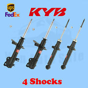 Kyb Front Rear Struts Gr-2/excel-g Gas Charged For Nissan Maxima 2002-03 Kit 4