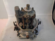 1953 Lincoln Holley Teapot Carburetor Mechanical Secondary Ead-9510-h1 771-1