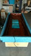 Water Bed Vibrating Hydrosonic Infrasound Relaxation System Therapy Kenwood Subs