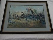 The Sons Of Erin By Don Troiani Collectible Civil War Print Signed/numbered