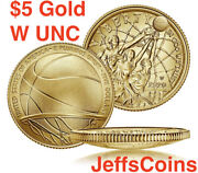 2020 W Gold Unc Naismith Memorial Basketball Hall Of Fame 60th Anniversary 20cb