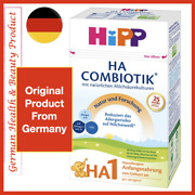 Hipp Stage 1 Organic Combiotic First Infant Milk1 Boxe 600g Original Germany