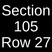 4 Tickets Los Angeles Rams @ Green Bay Packers 11/28/21 Green Bay Wi