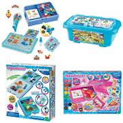 Epoch Aquabeads Kids Playsets Complete Aqua Water Fuse Beads Crystal Accessories
