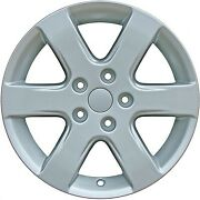 16 Inch Wheel Rim For 2002-2004 Nissan Altima 16x6.5 Refinished Silver