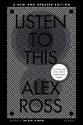 Listen To This Paperback By Ross Alex Like New Used Free Shipping In The Us