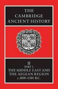 Cambridge Ancient History History Of The Middle East And The Aegean Region,...