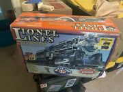 Lionel Lines Electric Train Set Fast Ship See Photos