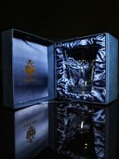 Faberge Atelier Crystal Collection Ice Bucket New In The Box 7 H X 6 W