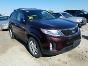 Front Clip Lx Us Market With Fog Lamps Fits 14-15 Sorento 1200367
