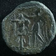 Bruttium The Brettii Second Punic War Issue Didrachm Ae -214/-211 Nike Ares