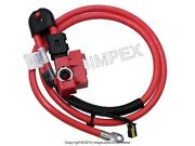 Bmw E60 Battery Terminal To Under-floor Positive Cable Genuine +warranty