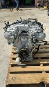 Engine Motor 77k Miles Nissan Murano Sv 2016 3.5l Fwd Tested Runs Great.
