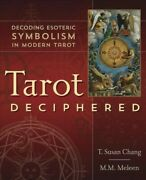 Tarot Deciphered Decoding Esoteric Symbolism In Modern Tarot, Paperback By ...