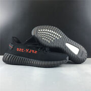👟🔥un-opened Bnib 2017 Adidas Yeezy Boost 350 V2 Black Red Ds Size 13 Cp9652 Bo