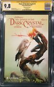 Jae Lee Signed Power Of The Dark Crystal Comic 3 Cgc 9.8 Not Cbcs