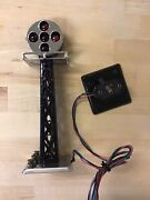 Extremely Rare O Scale Marx 1404 Signal W/ Original Switch-mint Condition