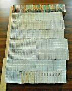 Complete Lot Set Longarm Tabor Evans 1-436 Pb With 20 Giant And 2 Double Issues