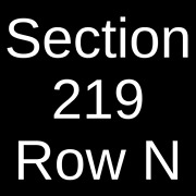 4 Tickets Billie Eilish 2/8/22 Ppg Paints Arena Pittsburgh, Pa