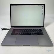 Apple 15 Macbook Pro 2016 2.7 Ghz I7 Mlh42ll/a + Power Issue Sold As Is