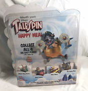 Vintage 1990 Mcdonaldand039s Disney Talespin Happy Meal Toy Store Display 16andrdquo Tall