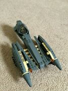 Lego Star Wars General Grievous Starfighter 8095 Used Good Condition