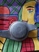 Mga Wire Wheel Nut Knock-off 8 Left Side Spinner