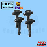 Ignition Coil Msd For Honda Accord 2008-2017