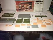 Lionel Vintage 1970's 6-2720 Lumber Shed Kit Some Assembly See Photos