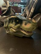 Jurassic Park Toys T Rex Head Game - Untested