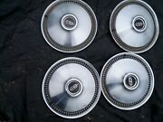1966 Oldsmobile Olds 14 Inch Hubcaps Wheel Covers