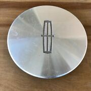 1995 - 1997 Lincoln Town Car Center Hub Cap Factory Oem F5vc-1a096-aa Machined