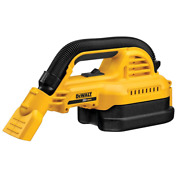 20-volt Max Cordless 1/2 Gal. Wet/dry Portable Vacuum Tool-only