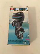 Vintage Re-14 Idea Electric Outboard Toy Motor In Box New