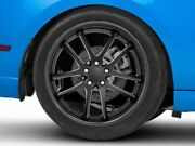 Rovos Cape Town Rear Wheel In Satin Black 20x10 Fits Ford Mustang 2010-2014