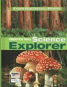 From Bacteria To Plants Hardcover By Jenner Jan Acceptable Condition Free...