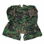 Wwii Ww2 German Plane Tree No3 Camo Reversible Poncho Zeltbahn Tent 68and039and039 X 96
